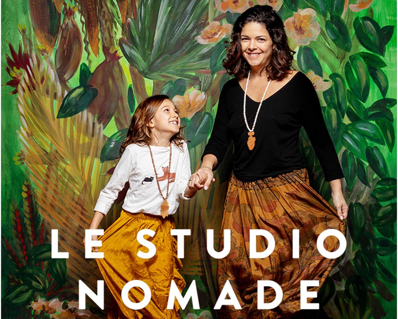 Le studio nomade
