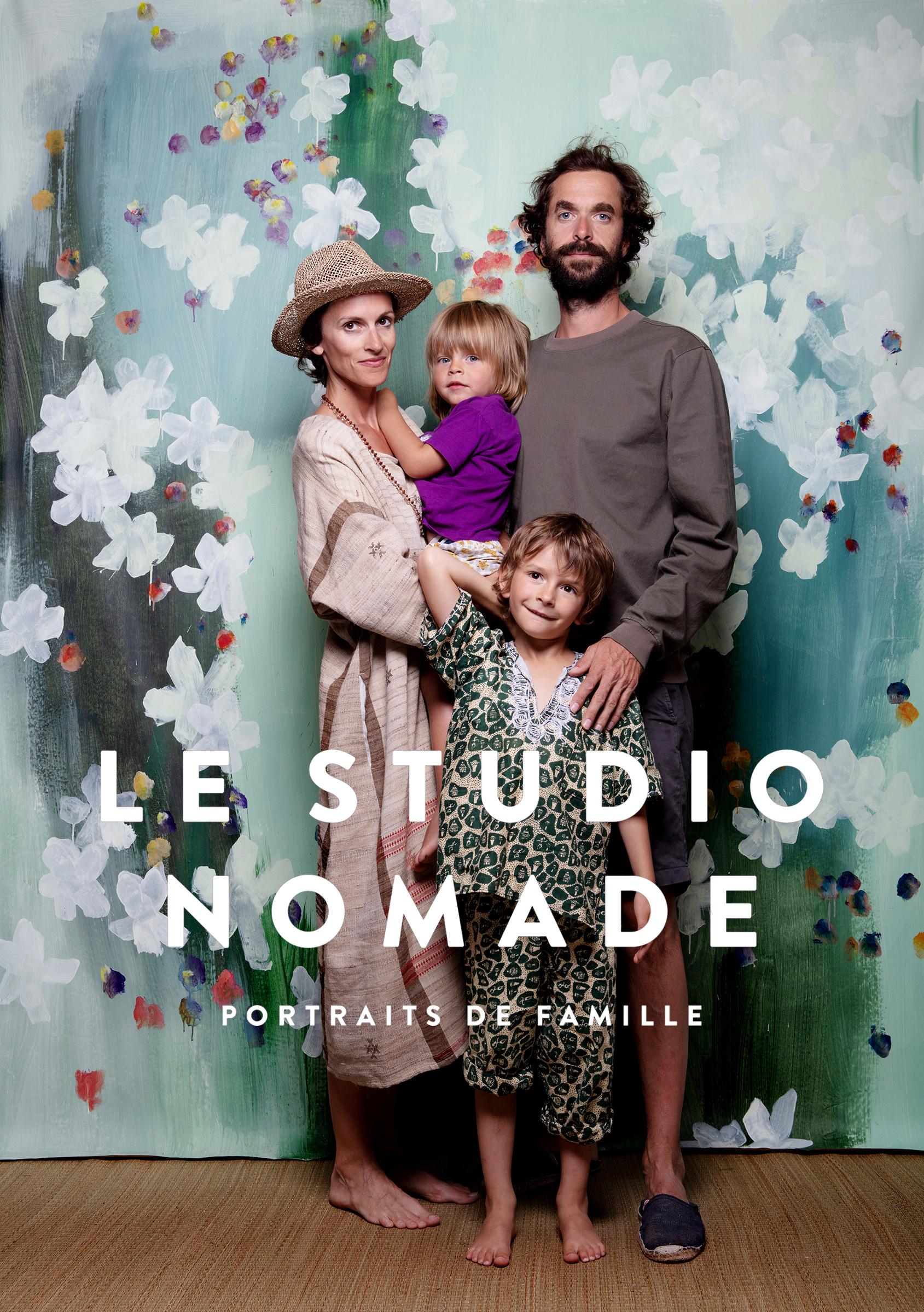 Studio Nomade - portraits de famille
