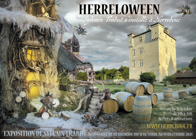 Herreloween-expo-affiche
